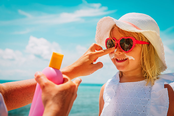 sunscreen effects and benzene lawsuit